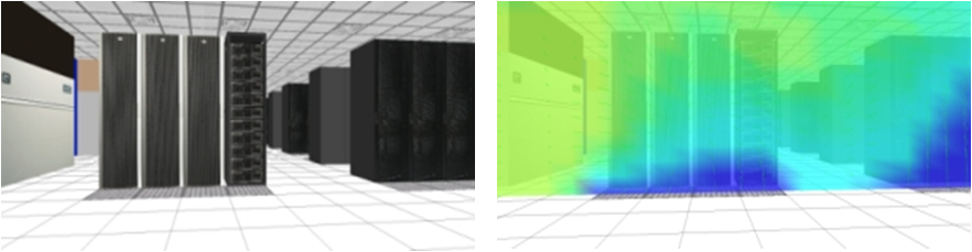 Datacenter design optimization